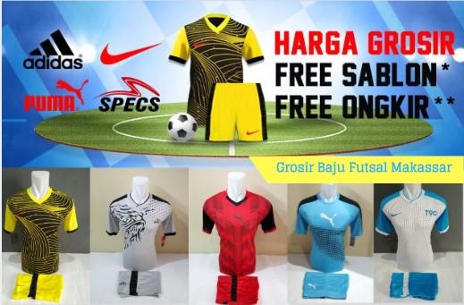 Grosir Baju Futsal Makassar