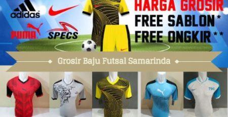 Grosir Baju Futsal Samarinda