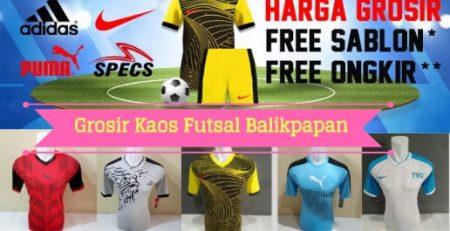 Grosir Kaos Futsal Balikpapan