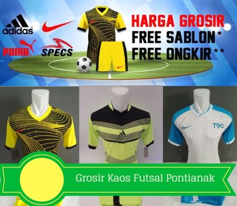 Grosir Kaos Futsal Pontianak